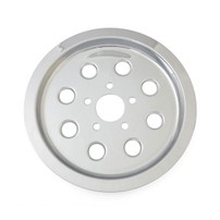 1982-1999 BIG-TWIN PULLEY COVER, HOLES (65T)  512326